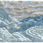 Tomiji's Ocean Scene Title