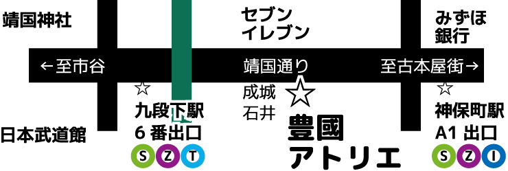 豊國アトリエ_Map_2015_01